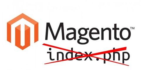 Убираем index.php из адресной строки Magento