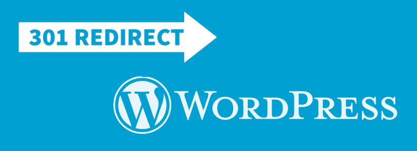 WordPress 301 редирект