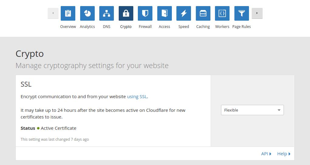 SSL Flexible